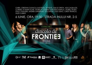 frontiere concert cluj napoca