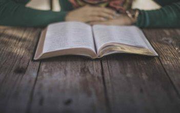 Bible-On-Picnic-Table
