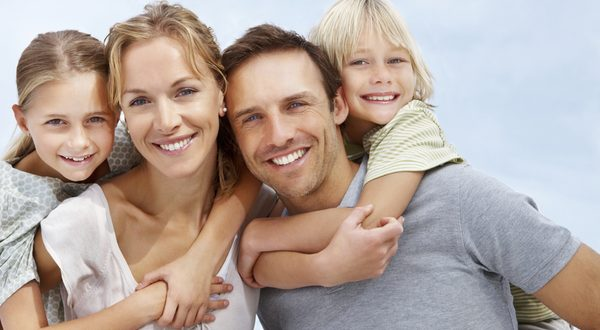 Fericirea in familie